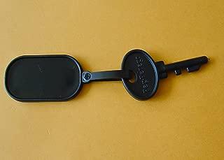 Protac New for Peg Perego John Deere Gator - Black Key Assembly (SAGI8139N)