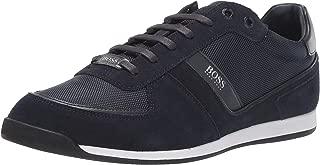 Hugo Boss Men's Akeen Suede Sneaker