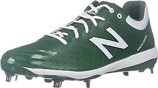 New Balance Men's 4040v5 Metal Low-Cut Baseball Shoe