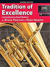 W61BC - Tradition of Excellence Book 1 - Baritone/Euphonium B.C.