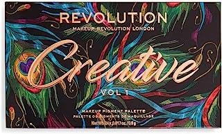 Makeup Revolution - Creative Vol 1 Paleta De Sombras