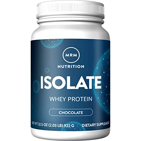 Natural Isolate Whey Protein - Chocolate