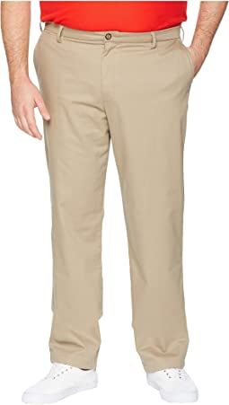 Big & Tall Clean Khakis