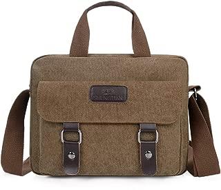 tama/ño mediano compa/ñero de trabajo Gris bolso de crossbody Peque/ño bolso bandolera para hombre bolso de trabajo - CWQ-UK-8335-GY compa/ñero de viaje para iPad//tablet//A4 cargador bolso para hombre 1# Grau