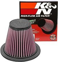 K&N engine air filter, washable and reusable: 1995-2017 Ford Super Duty V8/V10 (E150, E250, E350, E450) E-0945