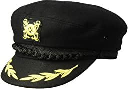 Wool Captain's Cap