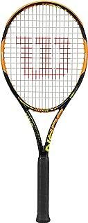 WILSON Burn 100 ULS Adult Tennis Racquet (4-3/8)