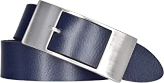 Mytem-Gear Damen Leder Gürtel 35 mm Nappaleder Damengürtel