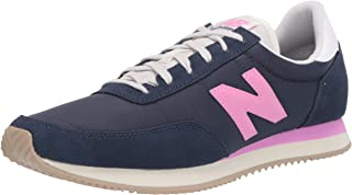 New Balance 720 Womens Navy/Pink Trainers