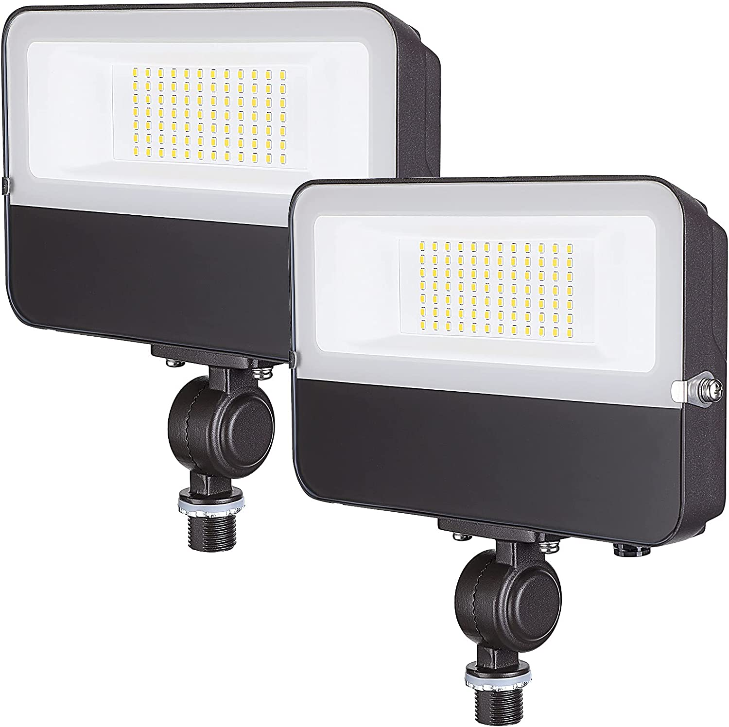 LEONLITE Knuckle Mount specialty shop LED Flood 500W Light UL-Listed 50W Eqv. Max 41% OFF