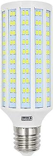 MENGS Bombillas LED E40 40W Lámpara LED, Equivalente 300W Halógena lampara LED, 3900lm, Blanco frío 6500K, AC 85-265V Luz LED