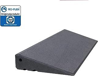Rampa Excellent 750//45/mm de alto de goma granulado hochverdichtet