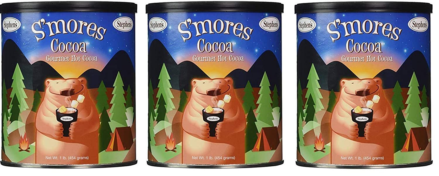 Stephen's Gourmet Genuine Hot Cocoa S'mores OZ Max 41% OFF Pack 16 3 of
