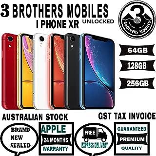 Apple iPhone XR 128GB - Black - [100% Australian Stock]