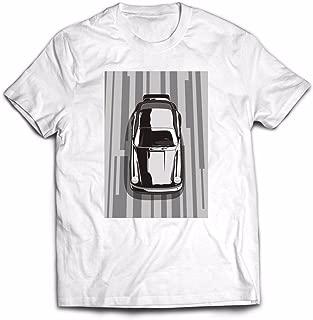 Graphic Tees 911 Cruise - 100% Ring-Spun Cotton T-Shirt