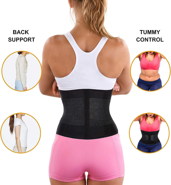 Neoprene Fever Sweating Slimming Belt Hot Shaper Stomach Slimming Bodyshaper