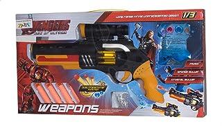 Avengers 3-in-1 Gun Toy for Boys