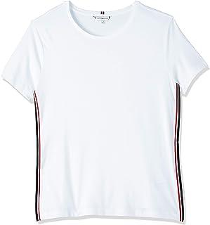Tommy Hilfiger Women's Thea C-Nk Tee Ss T-Shirt