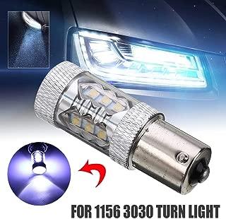1Pc 1156 Ba15S 3030 16Led Bulbs Car Lights 800Lm Turn Signal Reverse Brake Light 9-24V 80W Automobiles Lamp