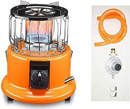 zunruishop radiateur électrique Chauffage de terrasse Chauffe liquéfié Poêle à Griller liquéfié intérieur Chauffage au Sol