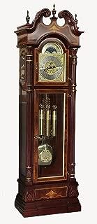 bulova grandfather clock