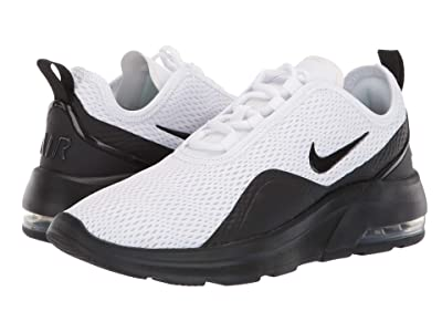 Nike Air Max Motion 2 (White/Black) Women
