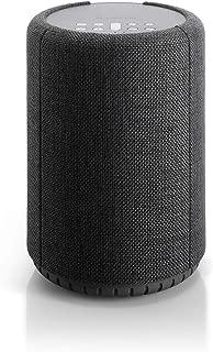 Audio Pro A10 Wireless Multi-Room WiFi Bluetooth Connected Speaker - HiFi - Compatible with Alexa - Dark Grey