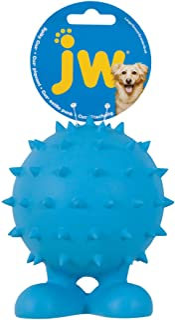 JW Pet Spikey Cuz Large, Orange, Green, Blue