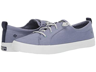Sperry Crest Vibe Seasonal Twill (Sky Blue) Women