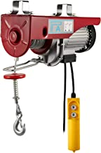 Happybuy 1320 LBS Lift Electric Hoist, 110V Electric Hoist, Remote Control Electric Winch..