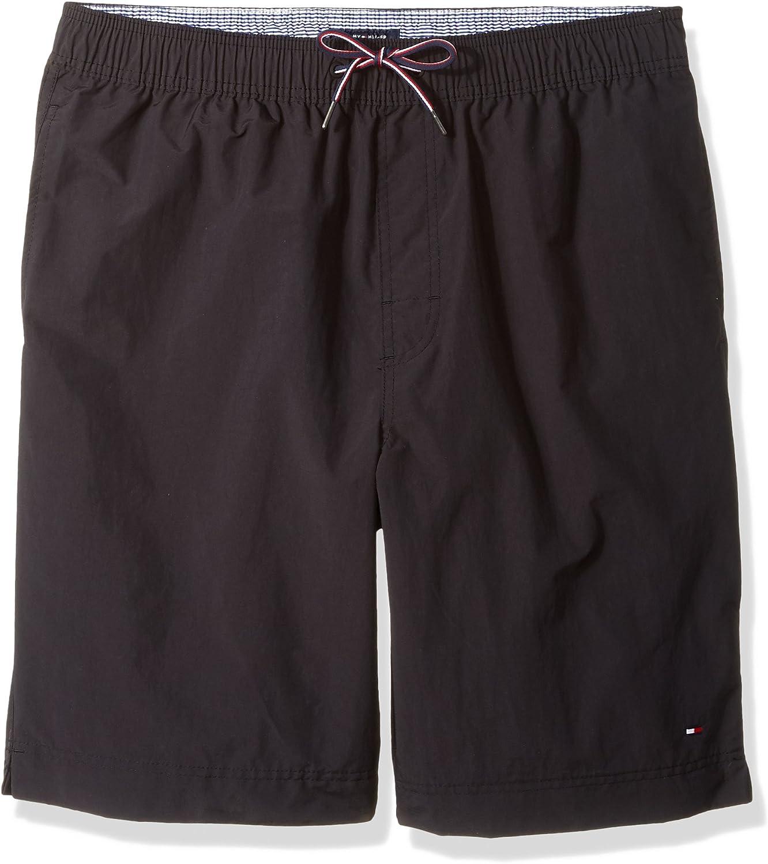 Tommy Hilfiger Men's Big and Tall Swim Trunks