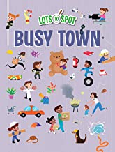 Busy Town (Lots to Spot)