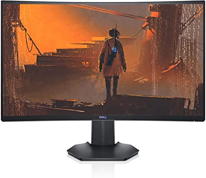 Dell S2721HGF Curved 27 Inch 144Hz Gaming Monitor