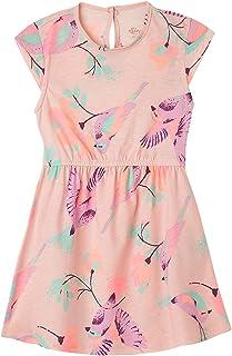 OFFCORSS Toddler Girl Short Sleeve Dresses Ropa para Niñas Vestidos Cortos