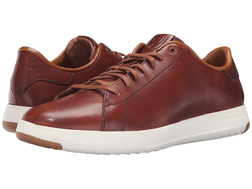 Cole Haan GrandPro Tennis Handstain Sneaker (Woodbury) Men