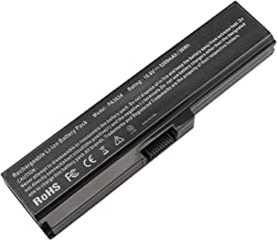 AC Doctor INC 5200mAh Battery for PA3634U-1BAS Toshiba Satellite C640D C650 C650D C655 C655D C660D L515 L600 New