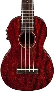 Gretsch Guitars G9110-L Concert Long-Neck Acoustic-Electric Ukulele with Gig Bag