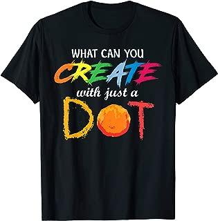 September 2019 The Dot Day - Make Your Mark T-Shirt