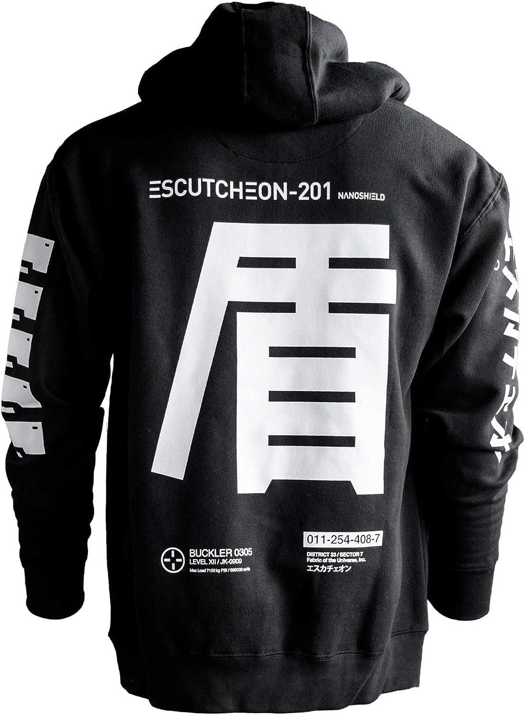 Fabric of the Universe Techwear Graphic Cyberpunk Streetwear Fashion Hoodie
