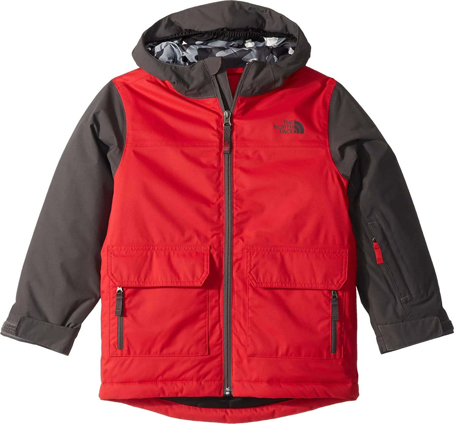 The North Face OUTERWEAR ボーイズ US サイズ: Small カラー: レッド
