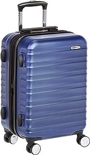 امازون بيسكس حقائب سفر بعجلات ، ازرق