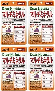 【まとめ買い】ディアナチュラスタイル マルチミネラル 60粒(20日分)×4個