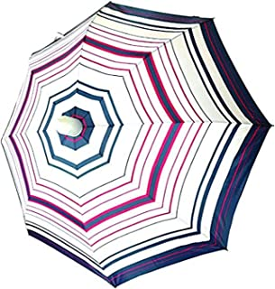 NIUASH Outdoor rain Protection Umbrella Ladies' Clothes with a Cover That Does not get Wet Sult Umbrella / A7 / Border Pat...