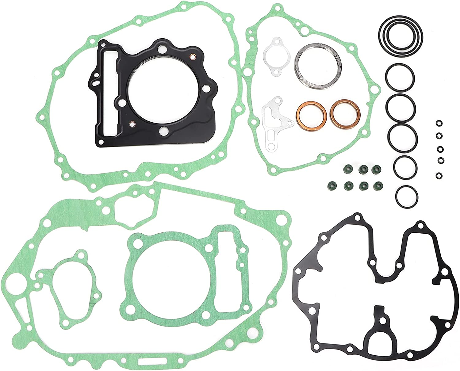 Complete Top End Head Gasket 7Pcs Set Store Ranking TOP18 Vehicle Kit A