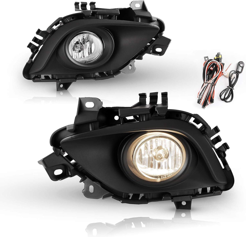 OEM 2009 2010 Mazda 6 Mazda6 Right /& Left side Pair Fog Lights Lamps GS3M-V7-220