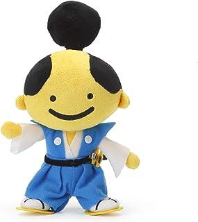 若ぬいぐるみミニサイズ(時代劇専門チャンネル公式キャラクターグッズ)かわいい 和物キャラクターグッズ お子様のプレゼント サムライ 海外のお土産に ラッキーアイテム