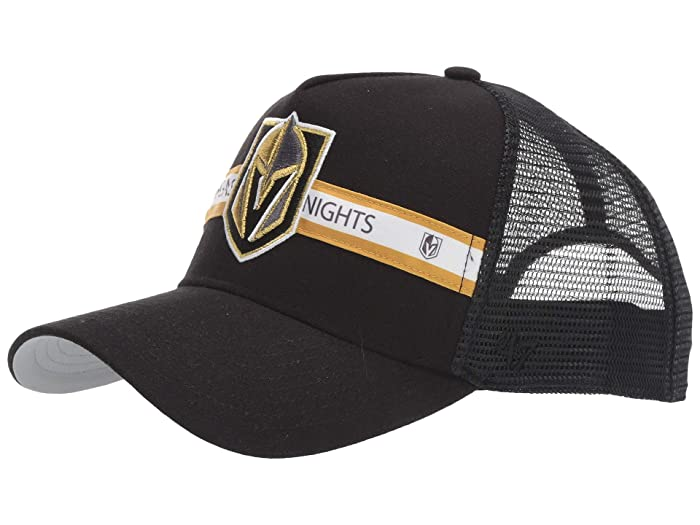 Vegas Golden Knights Tri Stripe 47 MVP Black