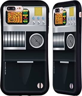 Official Star Trek Tricorder Gadgets Hybrid Case Compatible for iPhone 7 Plus/iPhone 8 Plus