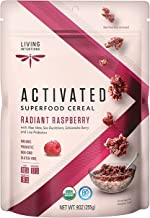 product image for Living Intentions Superfood Cereal 9 ounce 6 Pack (Radiant Raspberry)