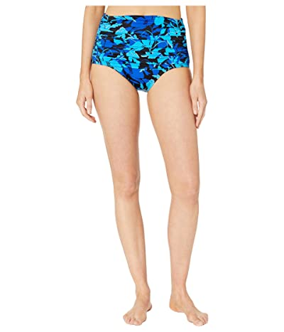 Miraclesuit Petal Play Norma Jean Retro Bottoms (Blue) Women
